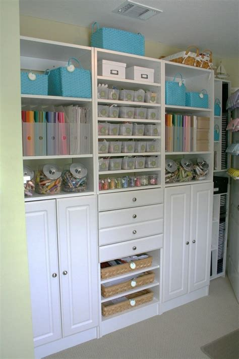 Todiefor Organizing  Craft Rooms Pinterest