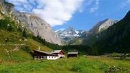 Grossglockner the highest mountain of Austria 4k Ultra HD ...