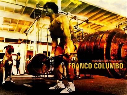 Motivational Powerlifting Franco Columbu Wallpapers Wallpapersafari Quotes