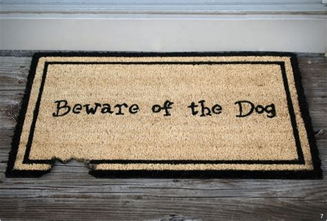 Cool Doormats cool doormats