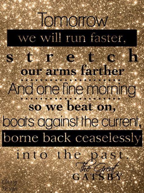 The Great Gatsby Quotes The Great Gatsby Quote Graphic Print Gatsby Gatsby