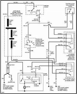 95 Hyundai Accent Wiring Diagram