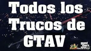 Trucos De GTA 5 Trucoteca Claves Y Cdigos PC PS4