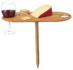 personalized cheese board set bamboo wine glass holder outdoor tray serving dishes