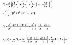 Fläche Unter Parabel Berechnen : fl cheninhaltsfunktion einer funktion von 0 bis x ~ Themetempest.com Abrechnung