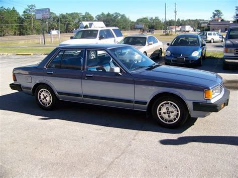 Is The Nissan Maxima All Wheel Drive by Purchase Used 1984 Nissan Maxima 2 4l Inline 6 Rear Wheel