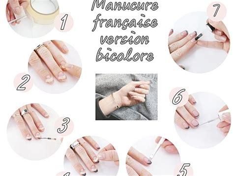 Voici la façon la plus canon de faire une french manucure sur ongles courts.