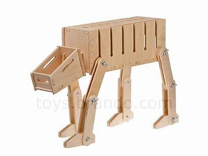 Wooden Cable Walker Organizer Extension Wood Power