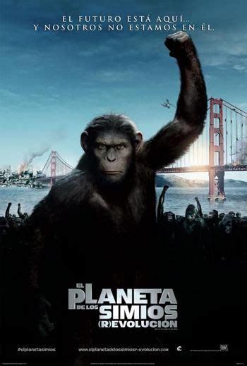 ver el planeta de los simios revolucion