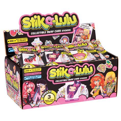 blind boxes and bags stika lulu cards blind bag ebay