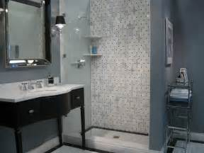 black white and grey bathroom ideas black washstand transitional bathroom