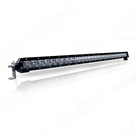 single row light bar 30 inch single row led light bars nox