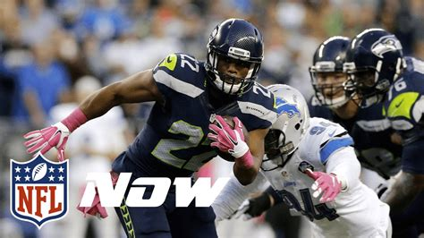 lions  seahawks highlights   seconds monday