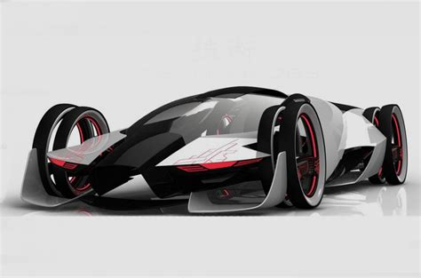 Ferrari's Car Of The Future Autocar