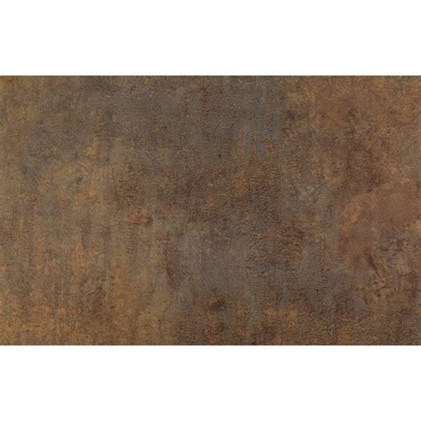plan de travail cuisine effet beton chant de crédence stratifié effet cuivre l 1 3 x l 500 cm