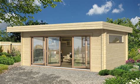 Abri Jardin Habitable Abri De Jardin Semi Habitable 20m 60mm Abri