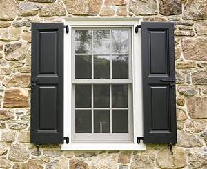 Supremeshutters exterior shutters for Shutters house exterior