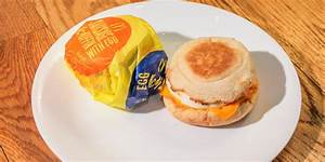 McDonald's reveals its Egg McMuffin recipe - Business Insider