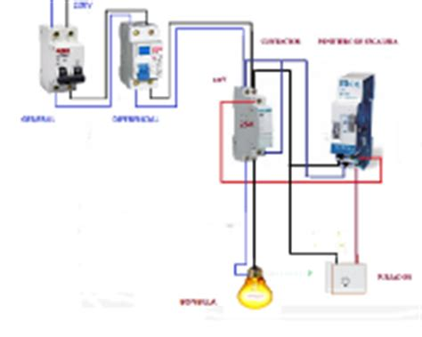 Lighting Contactor Wiring Diagram by Electrical Diagrams Clock Timer Contactor Ladder 4 Wires