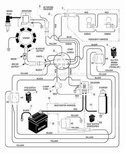 Murray 42531x7a Parts List And Diagram
