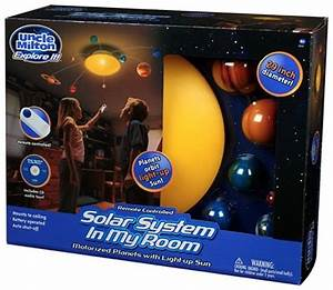 Solar System In My Room 6 Years+, A Battery Operated ...