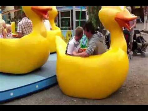 Park Fails by Amusement Park Fail Ducky Ride Breaks