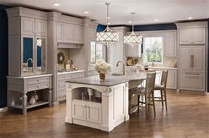 kitchen by kraftmaid traditional kitchen phoenix With kitchen colors with white cabinets with rosenthal crystal candle holder