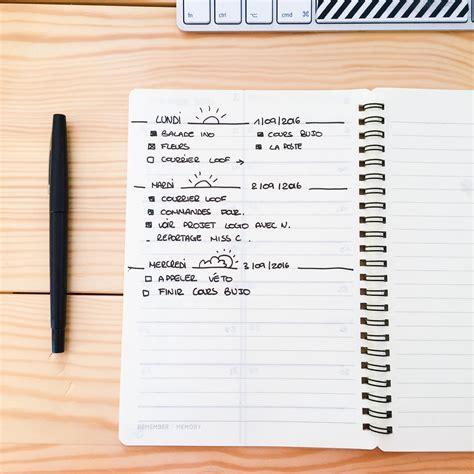 logiciel cuisine but bullet journal le système d 39 organisation qui fait fureur