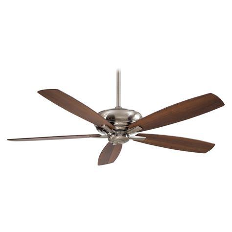 modern ceiling fan light modern ceiling fan without light in pewter finish f689