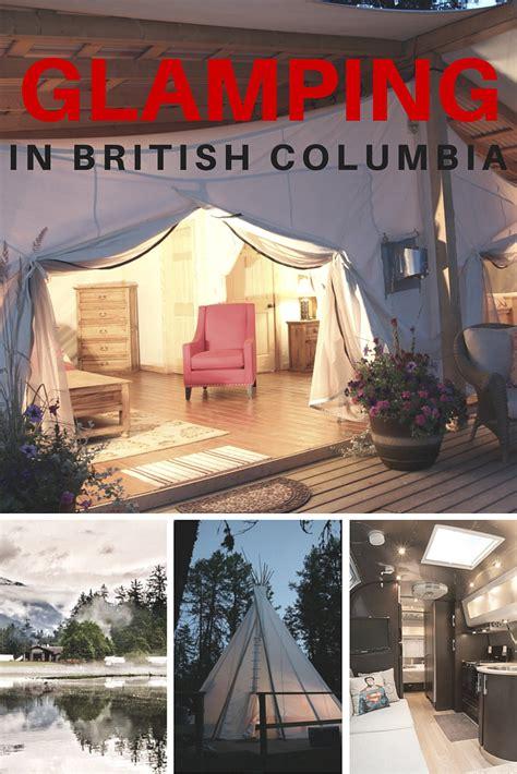 glamping bc columbia british