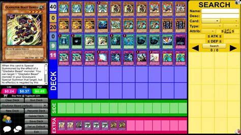 yugioh beast deck build beasts deck yugioh images