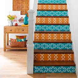 Lowes Medicine Cabinet by Stenciled Stair Risers