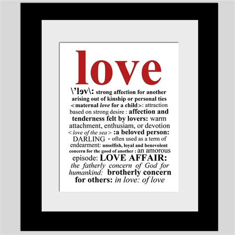 love definition  images  wow style