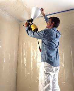 wagner power tex texture sprayer ceiling drywall tool hooper paint gun wall ebay