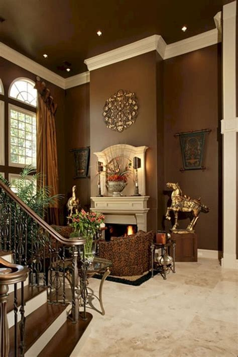 brown living room ideas 30 awesome brown color scheme ideas for awesome living
