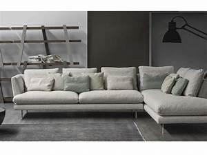 canape lars version bas et haut dossier bonaldo meubles With canapé bas design
