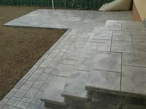 Prix Dalle Béton Au M2 : prix terrasse beton au m2 28 images devis travaux ~ Dailycaller-alerts.com Idées de Décoration