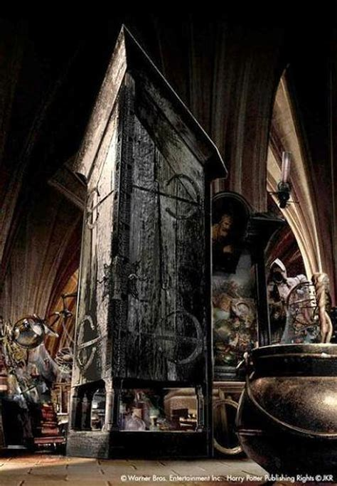 vanishing cabinet chamber of secrets 15 mind blowing harry potter details you never even