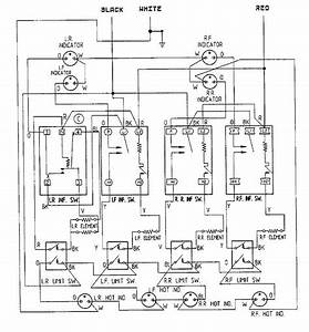 Electric Range Infinite Switch Wiring Diagrams