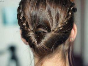 Coiffure Tresse Facile Cheveux Mi Long : coiffures faciles cheveux mi longs ~ Melissatoandfro.com Idées de Décoration