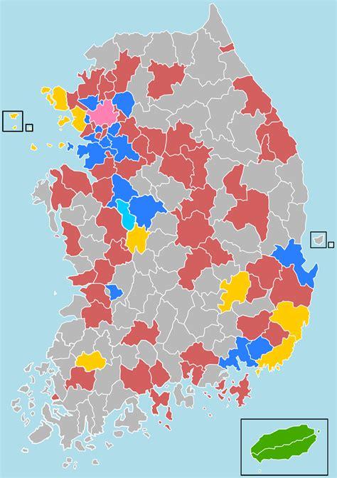 list  cities  south korea wikipedia
