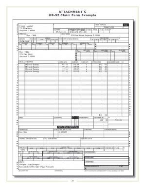 free ub 04 form download free fillable ub04 fill online printable fillable