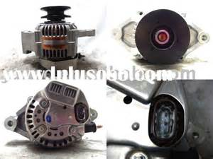 Generators Alternator Isuzu Part 4be2 4be1 4bc1 4bd1 4bc2