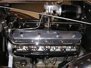 V16 Engine