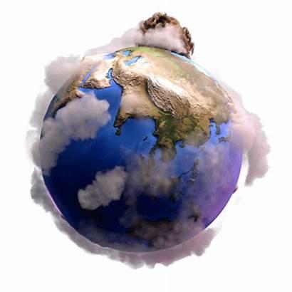 Earth Lil Dicky Globe Giphy Sticker Tweet