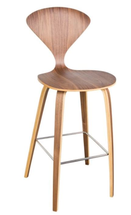 Norman Bar Stools by Replica Norman Cherner Bar Stool Matt Blatt Style Hub