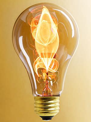 electric carbon filament light bulb 15 watt
