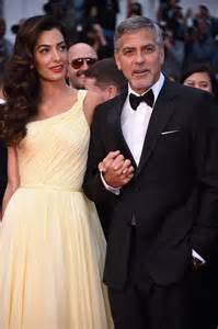 Featuring hollywood's satanic slaves, zionist. George Clooney Wants Plastic Surgery for Saggy Face - Amal ...