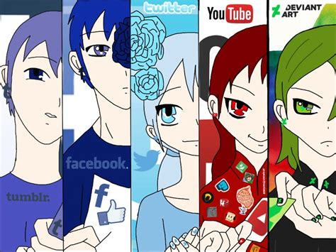 youtube twitter facebook wallpapers   fun