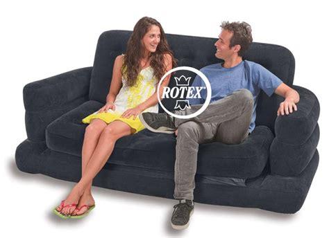 Divano Gonfiabile Intex Opinioni : Intex Sofa Bed Materasso Gonfiabile Divano Letto